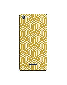 Micromax Canvas 5 (E481) nkt03 (202) Mobile Case by Leader