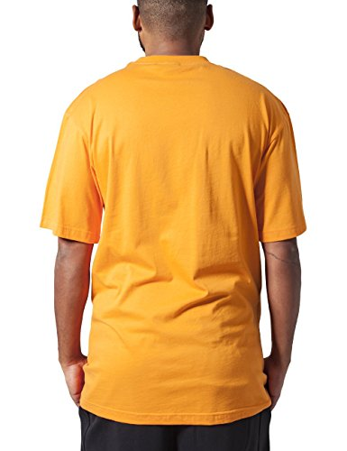 Urban Classics Herren T-Shirt Tall Tee orange