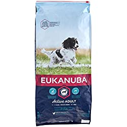 EUKANUBA Hund Adult Medium Breed Huhn 12 kg