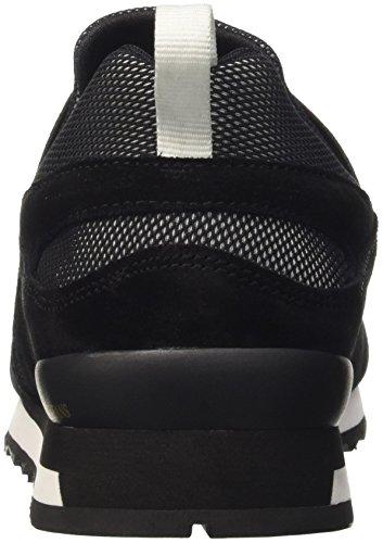 Trussardi Jeans 79s22051, Scarpe Low-Top Donna Multicolore (Black/White)