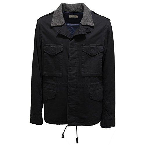 89121 giaccone MAURO GRIFONI COTONE giacca giubbotto uomo jacket men [54]