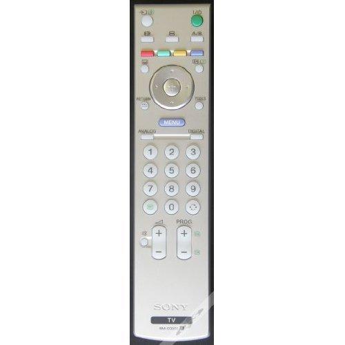 Mando a distancia para televisión original de Sony