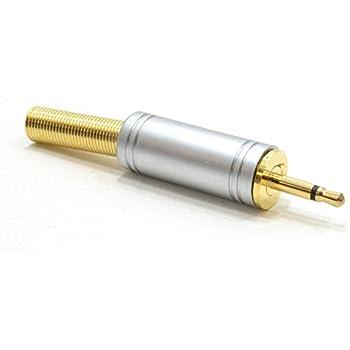Kabel, VOLTCRAFT XL-AC35DWS Klinken-Anschlusskabel Klinkenstecker 3.5 mm