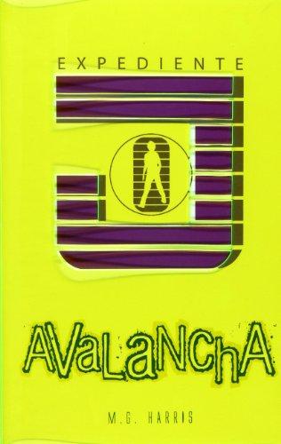 Expediente J. Avalancha por M.G. Harris