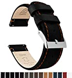 Barton Watch Bands - -Armbanduhr- LQRBLKORNG22