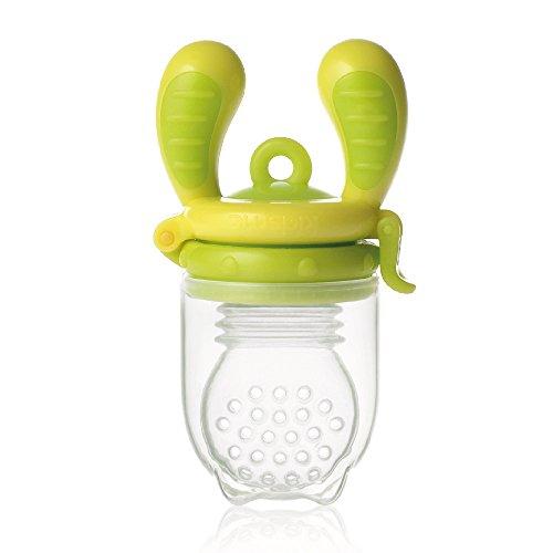 Kidsme Fruchtsauger Food Feeder Größe L (Lime)