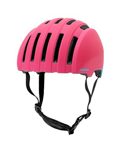 Carrera PRECINCT Fahrradhelm matt pink light, Blue, S 51-55 cm
