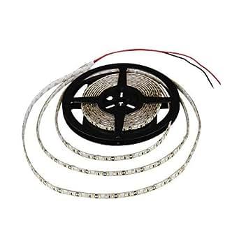 5m SMD3528 weiß 600 LED Strip Light Streifen Lichtleiste Lichtstreifen Lichtband