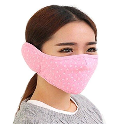 Frauen-Sterne Kaltbeweis warme Ohren Mund (Coole Gasmasken Zum Verkauf)