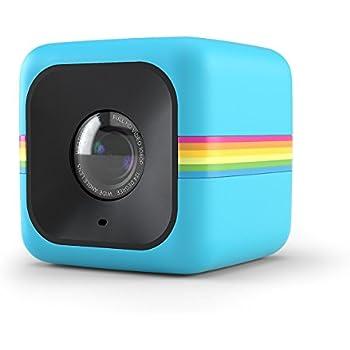 polaroid cube 1440p mini lifestyle action kamera mit. Black Bedroom Furniture Sets. Home Design Ideas