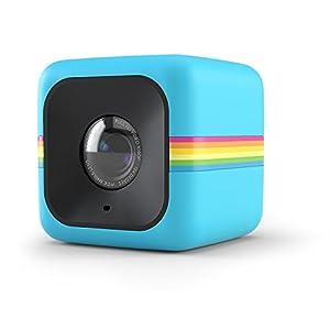 Polaroid Cube+ Mini Lifestyle Aktionskamera mit WLAN & Bildstabilisator