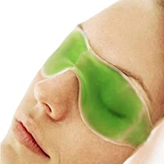 Relaxing Cooling Pain Relief Soothing Puffiness Deep Sleep Eye Mask Gel Shade