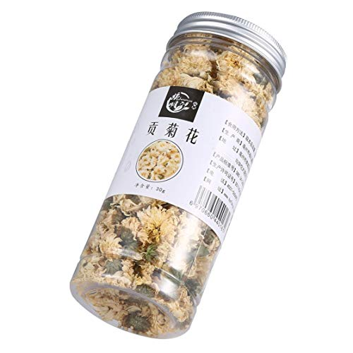 Berühmte kleine Chrysanthemen-Tee-Blume Chinesischer natürlicher organischer Flora-Kräutertee-handgemachte Verarbeitungs-Gesundheitspflege-Tee hellgelbes Kaemma