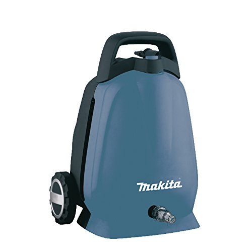 MAKITA HW102 limpiadora, 1300 W, Negro, Azul