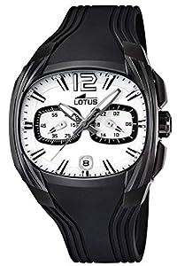 Reloj Lotus Doom caballero crono 15757/A de Lotus
