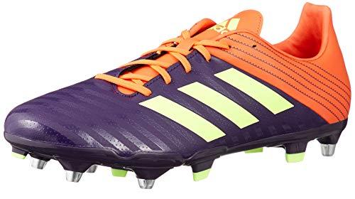 adidas Malice (SG) Scarpe da Rugby Uomo, (Multicolor 000), 43 1/3 EU