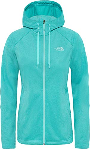 THE NORTH FACE Tech Mezzaluna Hoodie Jacket Women - Fleccejacke -