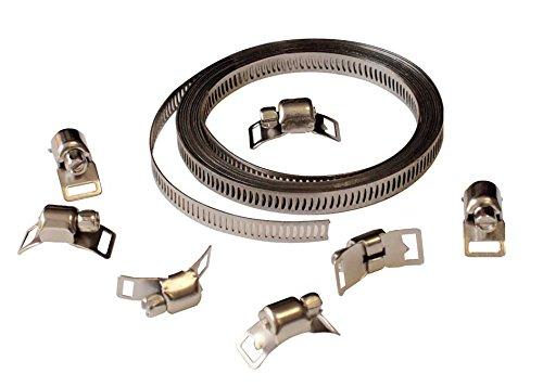 Cora-000120743-Fascetta-Universale-3-Metri-con-8-Clip-Chiusura