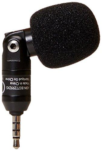 AmazonBasics - Kondensator-Mikrofon für Smartphones