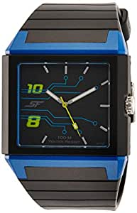 Sonata Ocean Analog Black Dial Men's Watch-NK7988PP03