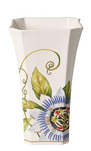 Villeroy & Boch Amazonia Gifts Große Vase, Porzellan Bone China, Mehrfarbig China Vase