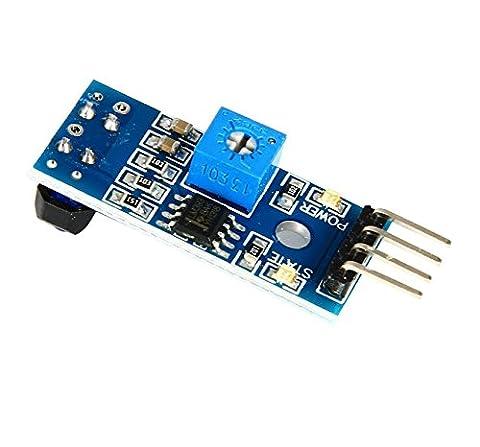 WINGONEER TCRT5000 Infrared Reflectance Sensor Obstacle Avoidance Module Tracing Sensor