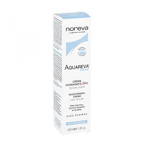 Noreva Aquareva Crème Hydratante 24H Texture Légère 40 ml