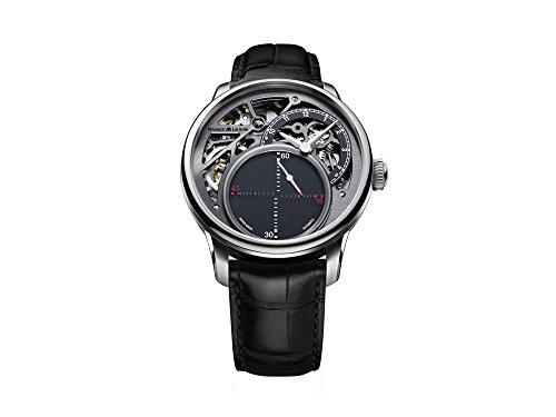 Reloj Automático Maurice Lacroix Masterpiece Mysterious Seconds, Ed. Limitada