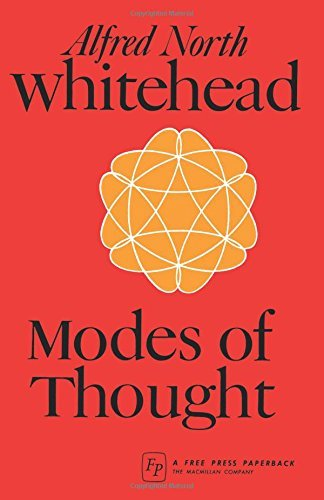 Modes of Thought by Alfred North Whitehead (1968-02-01)