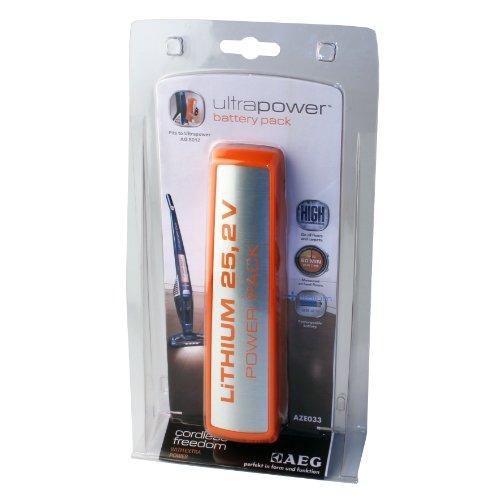 AEG AZE 033 - Batería de litio para aspiradoras de mano Ultrapower AG 5012 (25,2 V)