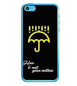PrintVisa Designer Back Case Cover for Apple iPhone 5c (pyar prema heart kiss love ishq dil )