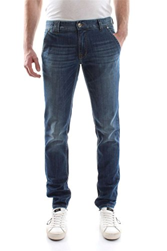 AT.P.CO A121BROOKS DIEGO GUNI JEANS Homme Stone