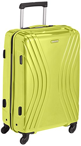 American Tourister Vivotec Spinner 75/28, 4 Ruote, 90 Litri, Lime Green