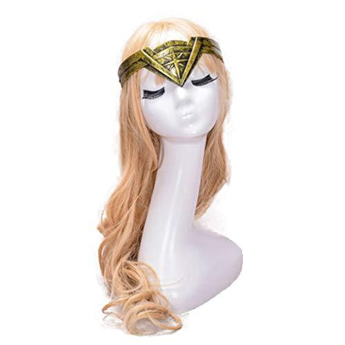Gute Holloween Kostüm - Magische Frau Held Elastic Band-Stirnband für Holloween Partei Cosplay Kopf Zubehör Prop