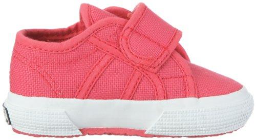Superga 2750 Bvel, Unisex Kinder Sneakers Pink/T33 Paradise Pink