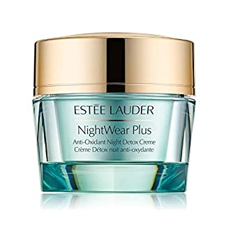 Estée Lauder Nightwear Plus Anti-Oxidant Night Detox Creme 50 Ml 1 Unidad 50 ml