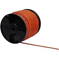 Schössmetall Polypropylenseil orange Ø 12 mm Meterware