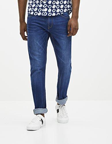Celio Herren Jeans Blau (Mid Blue)