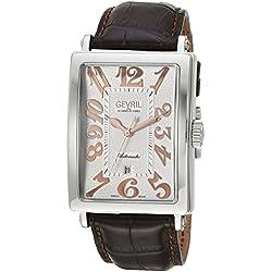 Gevril Reloj de cuarzo Man Avenue of Americas 34.5 mm