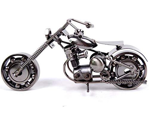 OSRAME Kreativer Schmuck Dekorative Verzierung Harz Handwerk Eisen Motorrad Modell Kreative Büro Dekoration Schlafzimmer Nachttisch Kleine Verzierungen Ware Gegen Dekorationen