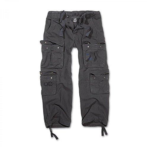 Foto de Brandit Pure Vintage Pantalones Negro tamaño 7XL