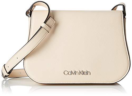 508cba6828472 Calvin Klein Slide Saddle Bag - Borse a tracolla Donna