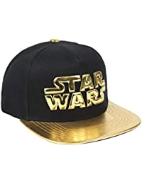 ARTESANIA CERDA Gorra Visera Plana Star Wars Gold 762edcdaeb2
