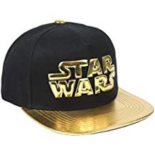 ARTESANIA CERDA Gorra Visera Plana Star Wars Gold 61925d94627