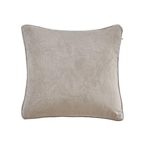 Semplice cuscino in pile tinta unita/ moderno peluche cuscino/ divano cuscini/ indietro cuscino letto-F 30x50cm(12x20inch)VersionA