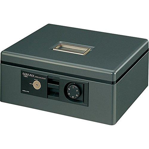 Kokuyo Handtasche sicher Zifferblatt mit dunkelgrau A4 CB-11DM (Japan-Import) -
