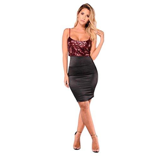 Sexyville -  Cardigan  - Donna Vino rosso