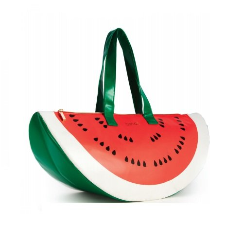 Ban.do Super Kühlung Kühltasche, Wassermelone, Rot/Grün