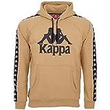Kappa Herren DAMON Sweatshirt, Grau (Gris Foncé Chiné), XL