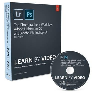 By Aaland, Mikkel ( Author ) [ The Photographer's Workflow: Adobe Lightroom CC and Adobe Photoshop CC Learn by Video (2015 Release) By Nov-2015 Paperback